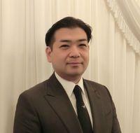 PTA会長 橋本 龍生