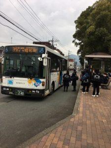京町本丁バス停子飼橋方面行きの1枚目の写真